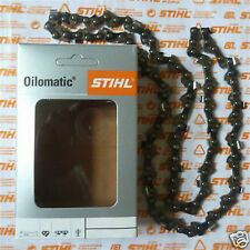 "14"" 35cm Genuine Stihl Chainsaw Chain 3/8 PMM 017 009 018 019 50 DL Tracked Post"