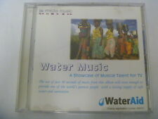 WATER MUSIC WATER AID JW MEDIA   RARE LIBRARY SOUNDS MUSIC CD