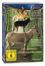 DVD *  DIE BREMER STADTMUSIKANTEN - Sechs auf einen Streich  # NEU OVP