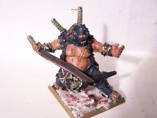 Ogre Maneater Ninja PRO PAINTED! High Quality paint and base Ogor Nippon
