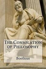 The Consolation of Philosophy by Boethius (2015, Paperback)