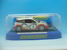 Scalextric ford focus C2406 toy r us