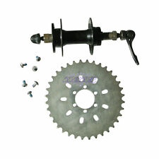36 Holes Rear Axle & 36T Sprocket Kit Fit 49 66 80CC Motorized Bicycle
