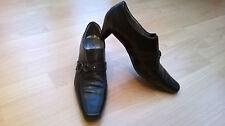 Gabor Schuhe Pumps, schwarz, Gr. 5 - EU 38, Absatz 4 cm