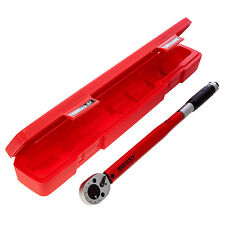 "Teng Tools Torque Wrench 1/2"" Drive  40-200Nm / 30-160 ft/lb- 1292AG-EP"