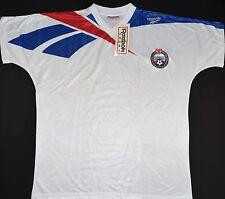 1993-1994 Rusia Reebok Hogar Camiseta de fútbol (talla XL) - Bnwt