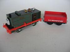 SAMSON  Motorised Battery Engine for Wooden Train Track ( Brio Thomas Tomy )