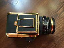 Rare Hasselblad 500C/M Gold Exclusive NIB // Rare 800 of 1400 // Medium Format