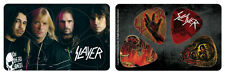 Slayer Metal Band PikCard Custom Collectible Guitar Picks (4 picks per card)