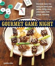 Gourmet Game Night: Bite-Sized, Mess-Free Eating for Board-Game Parties, Bridge