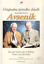 Oberkrainer occupazione voti: Avsenik ORIGINALE modifiche 1 per quintetto