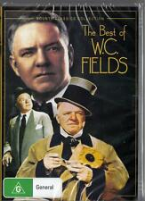 THE BEST OF W.C. FIELDS - 3 CLASSICS - NEW & SEALED REGION 4 DVD FREE LOCAL POST