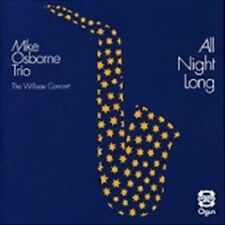 All Night Long by Mike Osborne *New CD*