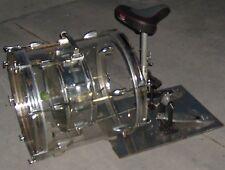 Drum in Drum, Buskers Drum, Foot Drums, Cigo Man Band, Street Performer, Street