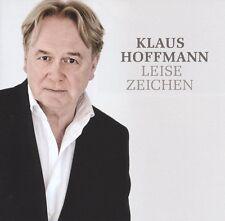 KLAUS HOFFMANN - LEISE ZEICHEN   CD NEU