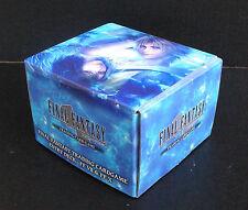 Final Fantasy Card Game Entry Deck 2014 FFVII & FFX Sealed 50 Cards Japanese