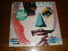 Billy Squier LP Signs Of Life SEALED