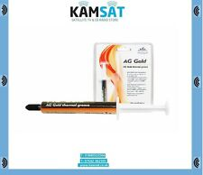 Thermal Conductive Paste Grease Copper Based AG Gold 3g TermoPasty