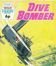 A Fleetway War Picture Library Pocket Comic Book Magazine #894 DIVE BOMBER