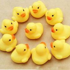 Fashion 12 Rubber Duck Ducky Duckie Baby Shower Birthday Party Favors