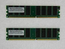 2GB (2X1GB) MEMORY FOR HP PAVILION A350N A350Y A360.FI A360.NL A362N A365C A375C