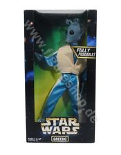 "STAR WARS POTF2 / GREEDO 12"" / 1997"
