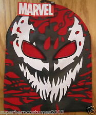 The Amazing Spider-Man Carnage Ski Mask Teen/Adult Marvel Comics Brand New