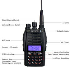 Retevis RT23 Walkie Talkie Croce-Band Ripetitore UHF + VHF bidirezionale radio Y
