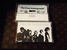 The Pizza Underground -  Demo Cassette featuring Macaulay Culkin  WHITE CASSETTE