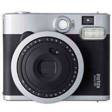 Fuji Instax Mini 90 Neo Classic Instant Film Camera (Black)