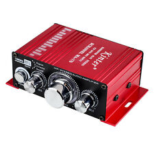 Kinter MA-170 12V 2CH Mini HIFI Stereo Amplifier for Car Motorcycle CD DVD MP3