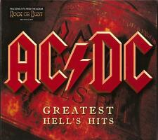 AC/DC Greatest Hits Best Songs CD 2-disc in Cardboard Box Sealed Rock Or Bust