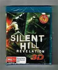 Silent Hill - Revelation : 3D Blu-ray / Blu-ray Brand New & Sealed
