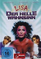 DVD NEU/OVP - LISA - Der Helle Wahnsinn - Anthony Michael Hall & Kelly LeBrock