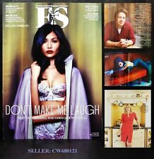 GEMMA CHAN RACHEL JOHNSON JAMIE OLIVER THE SHARD OBLIX ES MAGAZINE MAY 2013