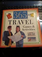 365 Travel Games & Activities Soft Cover