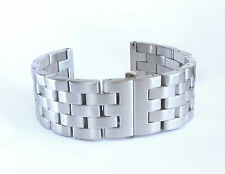 316L Solid HEAVY HIGH Quality Stainless Steel Watch Band, Bracelet Men, + 2 Pins
