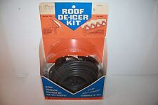 Vintage Smith-Gates Roof De-Icer Kit Cat. # CRK 60 (60 Feet) 480w 120v NIP NOS