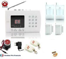 Kit Système d'alarme de maison sans fil  auto appel téléphonique Kit-2-2