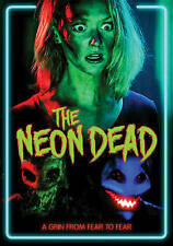 The Neon Dead (DVD, 2016) Walking Dead Demon Zombies Horror Movie LIKE NEW
