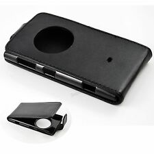 Magnetic Leather Hard Skin Holster Cover Pouch Case For Nokia Lumia 1020 N1020
