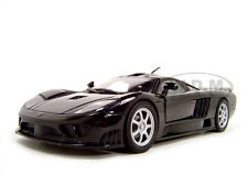SALEEN S7 BLACK 1:18 DIECAST MODEL CAR BY MOTORMAX 73117