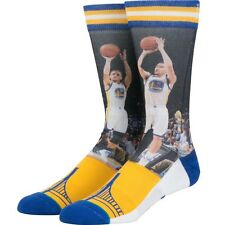 Original Stance NBA Golden State Warriors Curry/Thompson Socks 100% Authentic