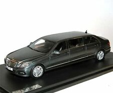 GLM-Great Lighting Models, 2012 Binz Mercedes-Benz W212 lang, Stretch-Limo, 1/43