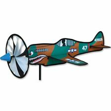 P-40 Warhawk Airplane Wind Spinner WWII Fighter Plane Windspinner Premier