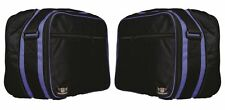 BMW R1200RT PANNIER LINER INNER BASG BAGS EXPANDABLE BLUE COLOUR