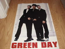 2005 GREEN DAY WHITE POSTER PRINT NEW 22x34 FREE SHIPPING