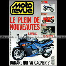 MOTO REVUE N°2915 VESPA GILERA SP 01 RC 125 & 600 MIKE HAILWOOD PARIS-DAKAR 1989
