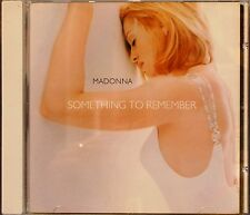 Madonna - Something to Remember (CD 2002)