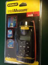 Stanley Intellimeasure Ultrasonic Distance Measure +-0.5% Used